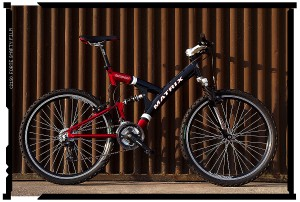 tárgyfotózás bicikli MATRIX 2