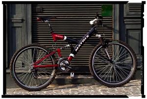 tárgyfotózás bicikli MATRIX 1