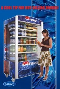 reklám poszterek - reklámfotozás - carrier cr