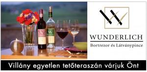 magyar gasztronómia wunderlich reklám poszter 1