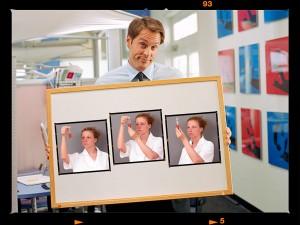 portréfotó reklámfotózas novartis nurse
