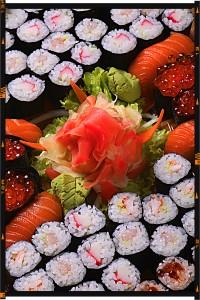 ételfotózás sushi  étlapfotózás 4