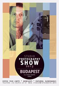 kreatív fotó stúdió portré poszter modell fotozás workshop 1