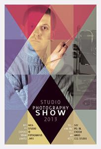 fotóstúdió kreatív portré poszter