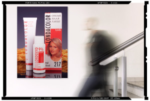 reklám hirdetés fotók londa 2